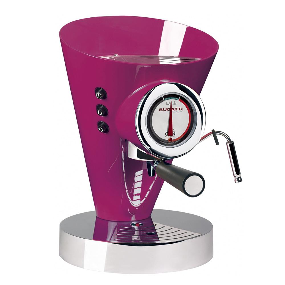 Diva Evolution Kaffe/Espressobryggare Lila