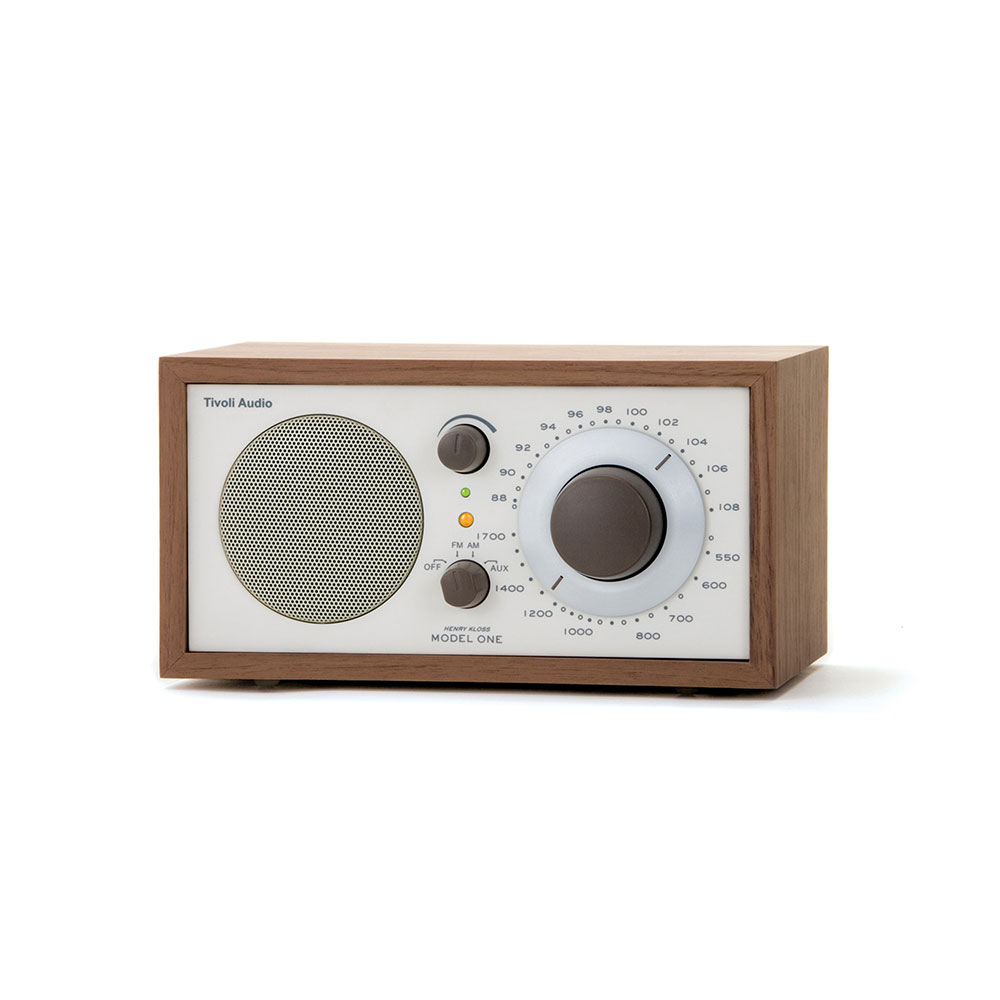Model One Bluetooth Classic Walnut