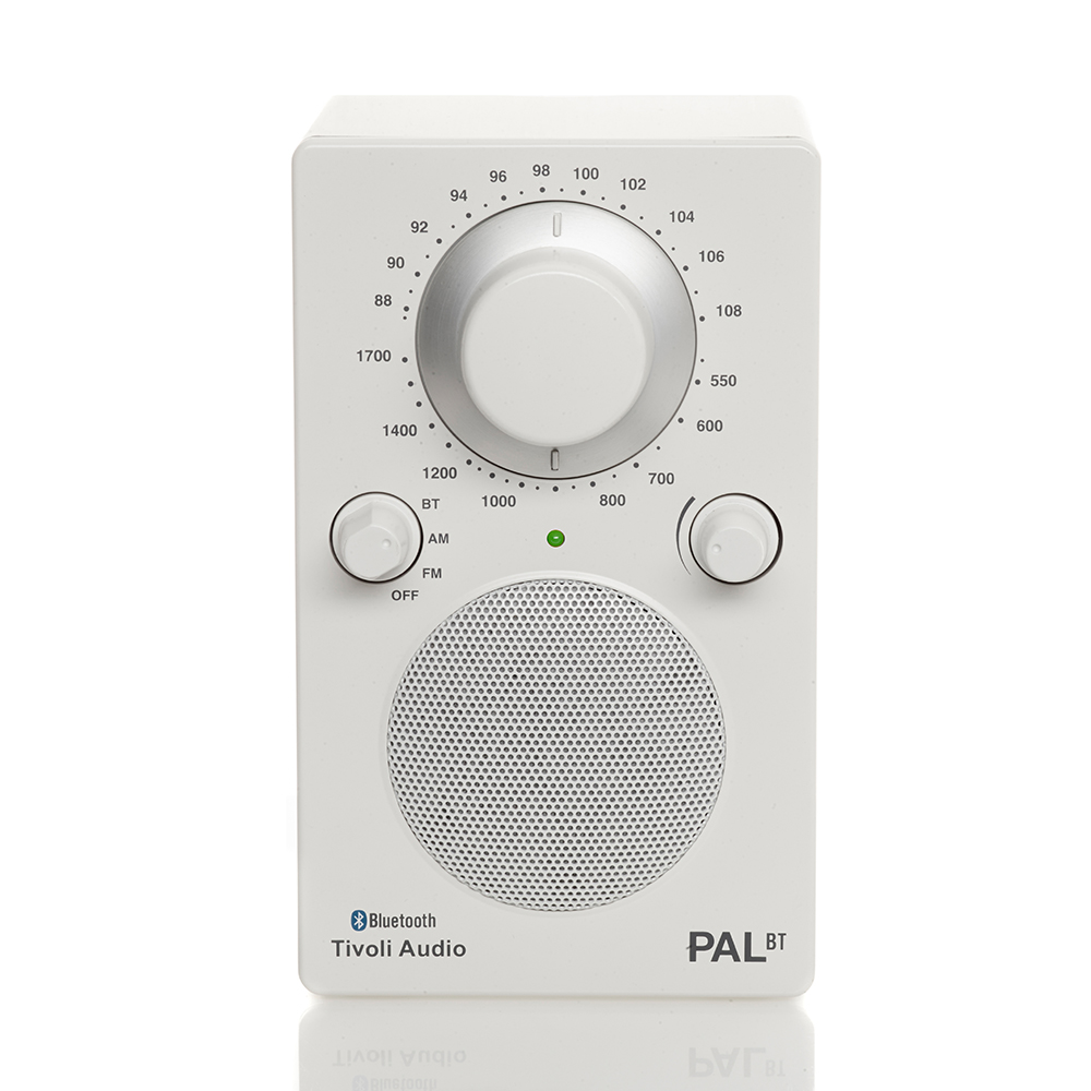 PAL Bluetooth White White