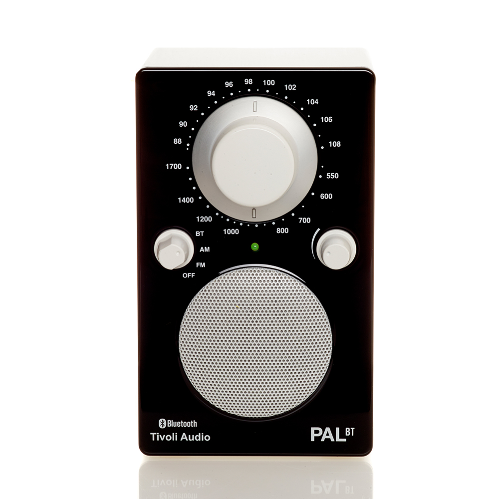 PAL Bluetooth Black White