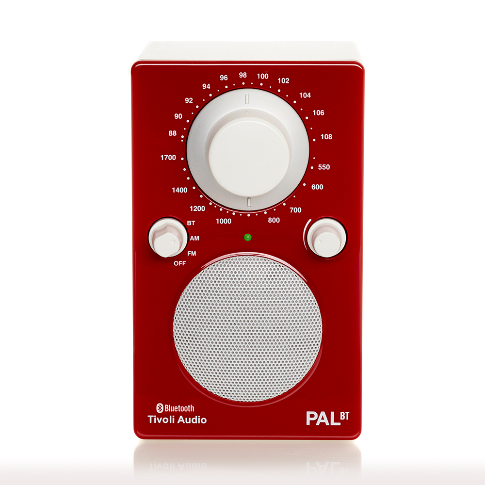 PAL Bluetooth Red White