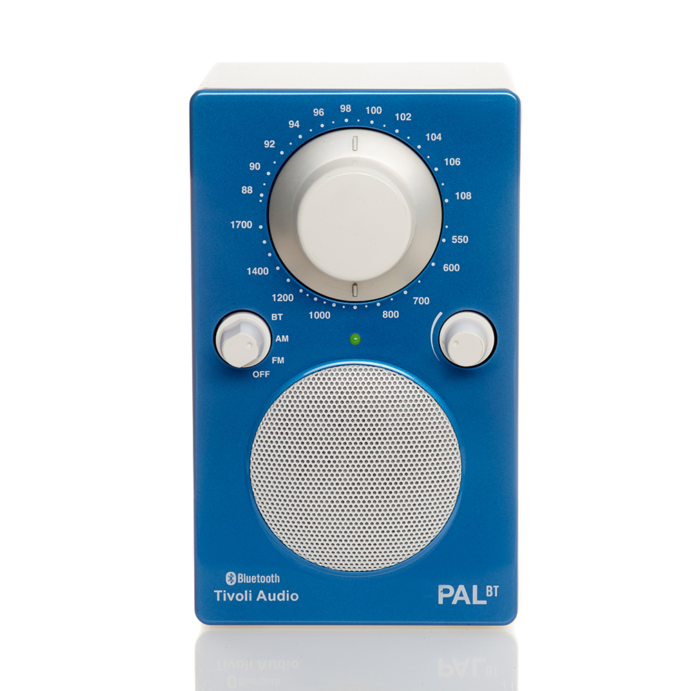 PAL Bluetooth Blue White