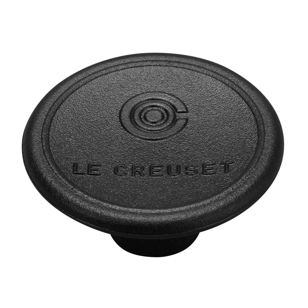 L?s om Fenolknopp svart 55 mm i butik