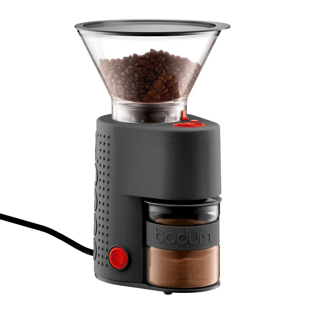 BISTRO Kaffekvarn, Svart