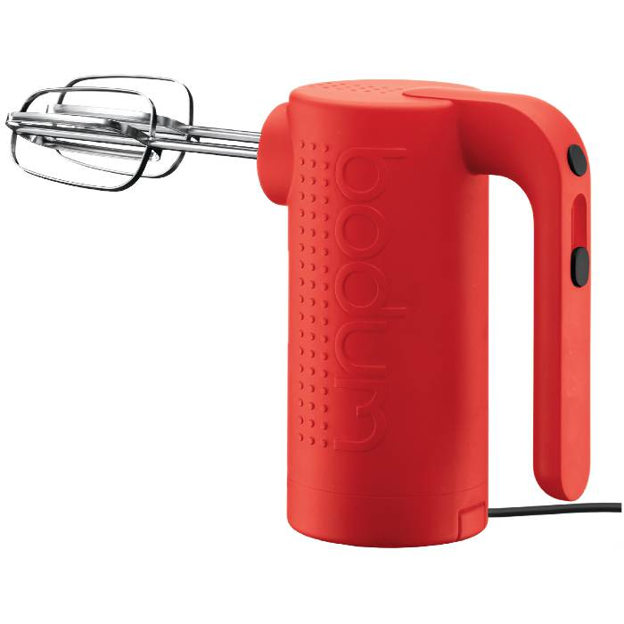 BISTRO Elektrisk Handvisp Röd