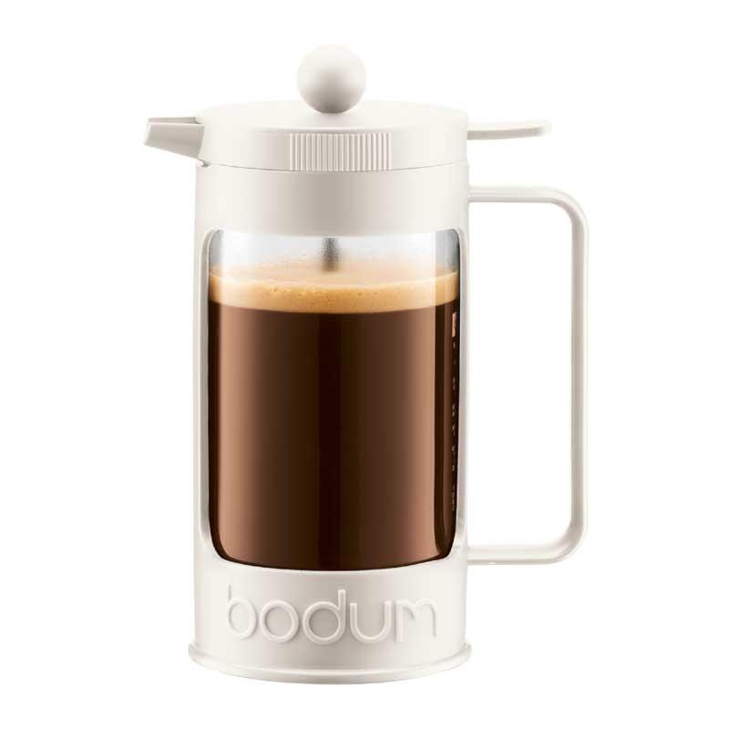 BEAN Kaffebryggare 3 Koppar, Vit