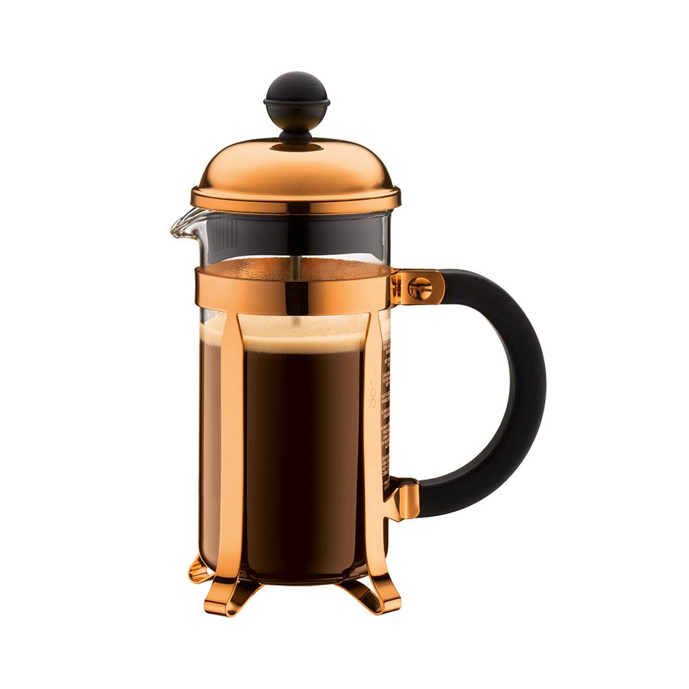 Chambord Kaffepress 0,35L Koppar