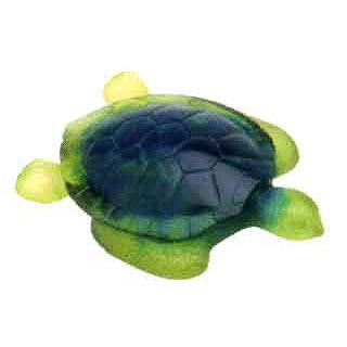 Havssköldpadda Gul