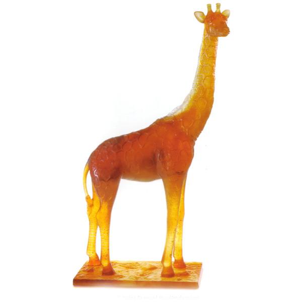 Giraff Bärnsten, Numrerade Verk