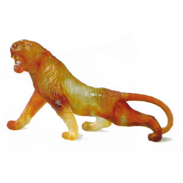 Bengalisk Tiger Bärnsten, Numrerad