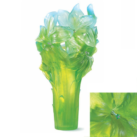 Amaryllis Vas Diamant & Smaragd, Ltd 8 ex.