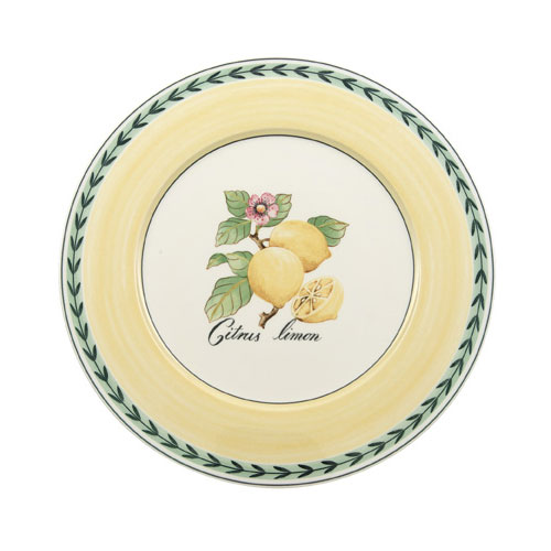 French garden fleurence buffettallrik 30cm villeroy for Villeroy boch french garden