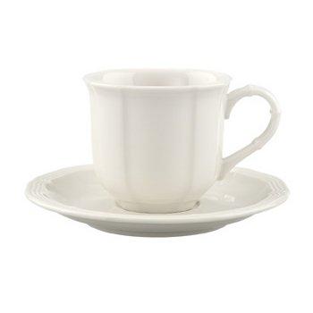 Manoir Espressokopp och fat