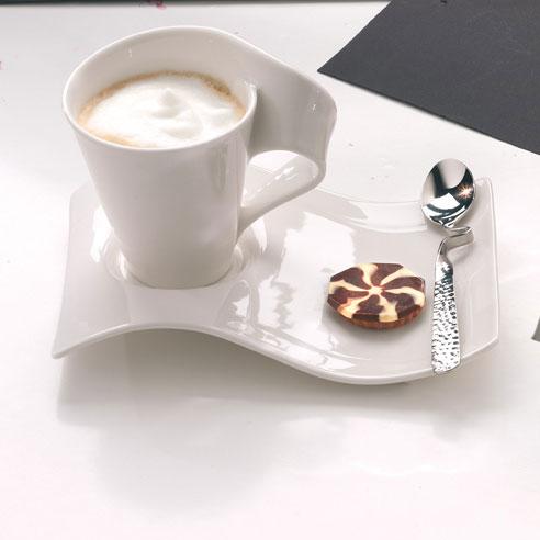 new wave caffe mugg 0 25 l villeroy boch villeroy. Black Bedroom Furniture Sets. Home Design Ideas