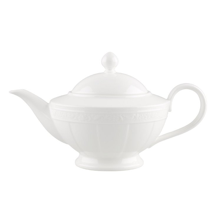White Pearl Tekanna 6 pers. 1,40l