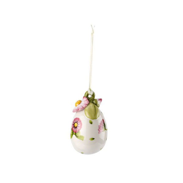 Villeroy & Boch Egg pink flowers