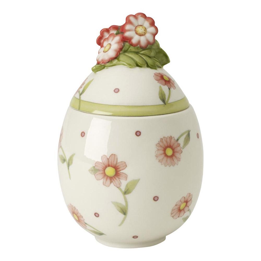 Villeroy & Boch Spring Decoration Äggbox med Tusensköna