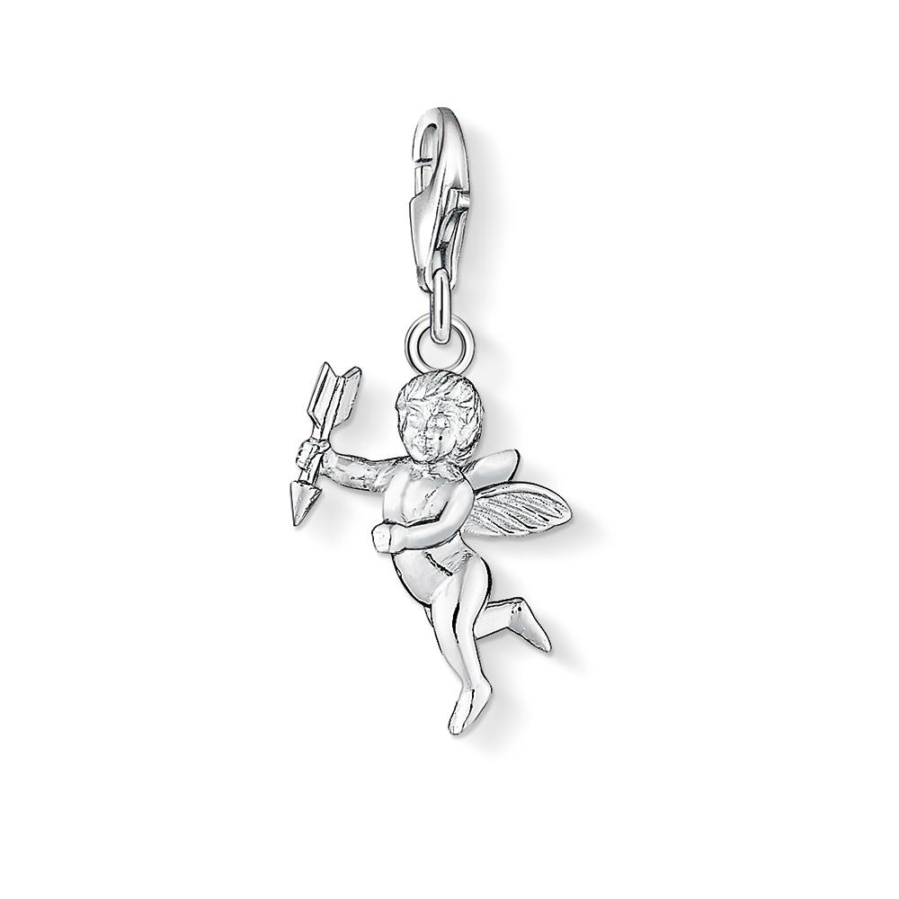 Cupid berlock Silver