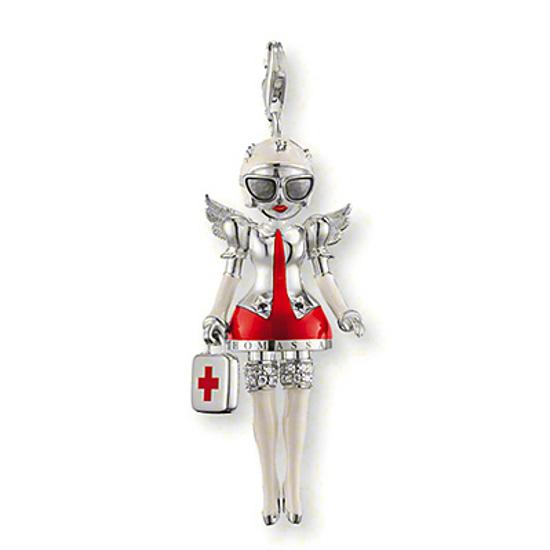Thomas Sabo Seasonal  - Sjuksköterska, röd