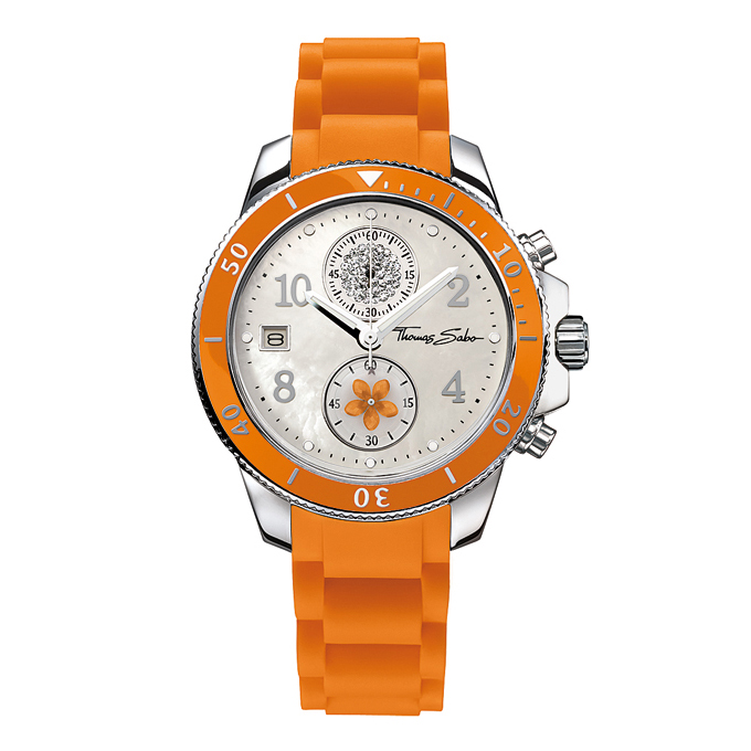 It Girl – Damklocka Sport orange