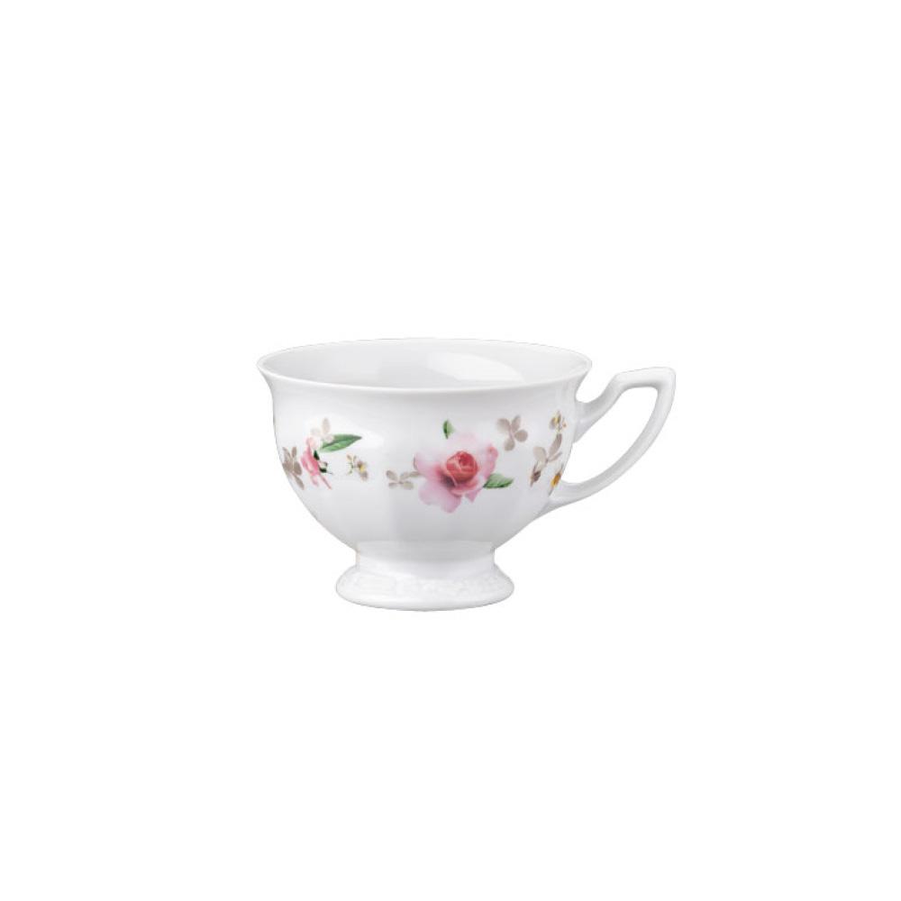Maria Pink Rose Kaffekopp 18 cl