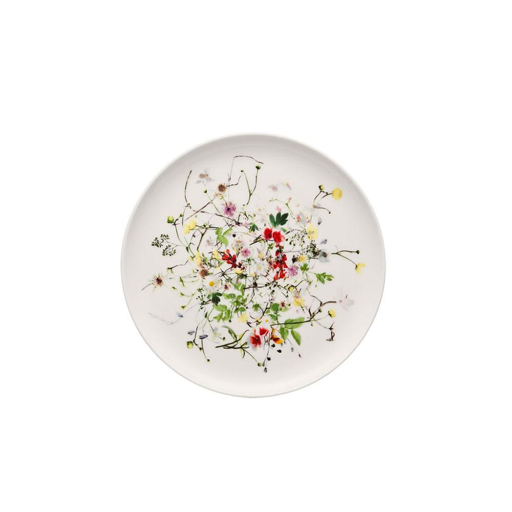 Brillance Fleurs Sauvages Assiette 18 cm