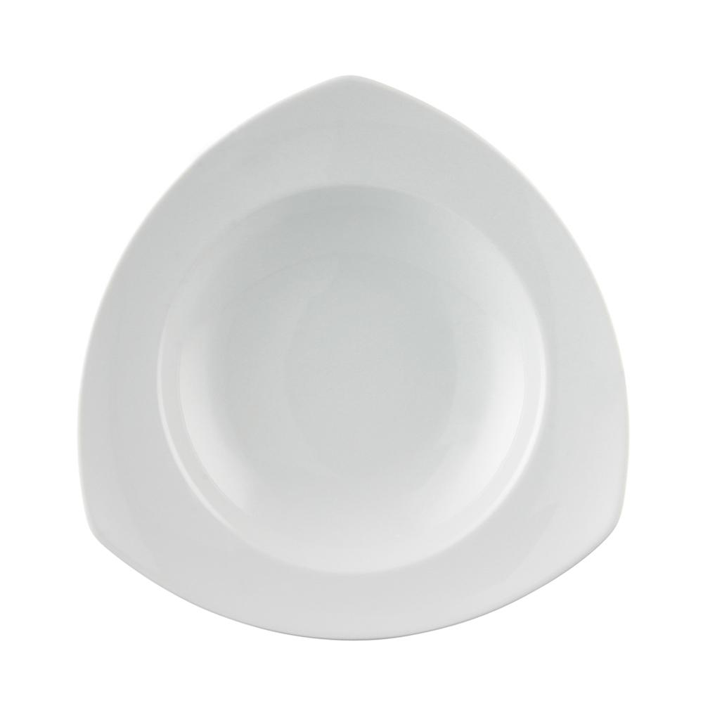 Vario Pure Pasta- / Gourmettallrik Kantig 28 cm
