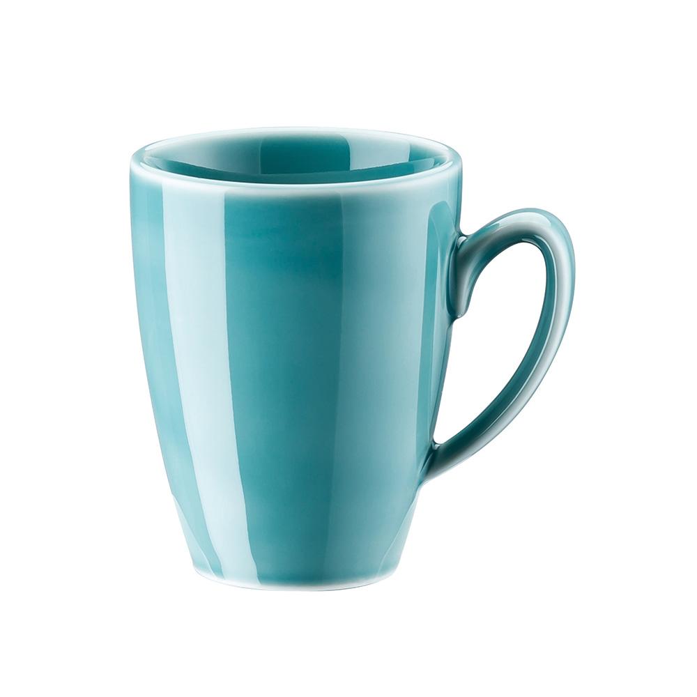 Mesh Colours Espressokopp utan Fat Aqua